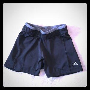 Adidas Climalite workout shorts